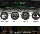Website Development Payday Loan California