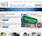 Credit Financial Services Web Design