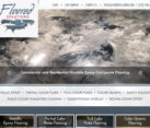 Flooring Company Website Design