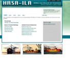 HRSA-ILA Board of Trustees web portal
