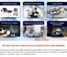 Website Design Medical Equipment Business