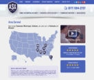 Security Company Website Design Tennessee