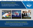 Risk Consultants Website Design Virginia