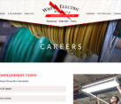 Web Design Electrical Businesses Virginia